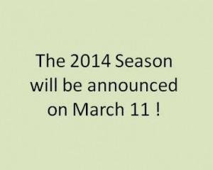 The 2014 Season