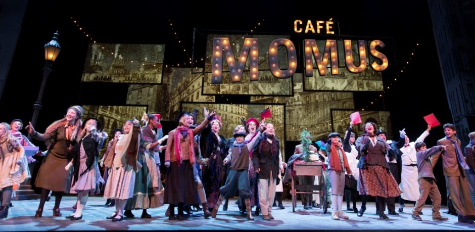 La Bohéme, Wolf Trap Opera. Photo: Scott Suchman Photography