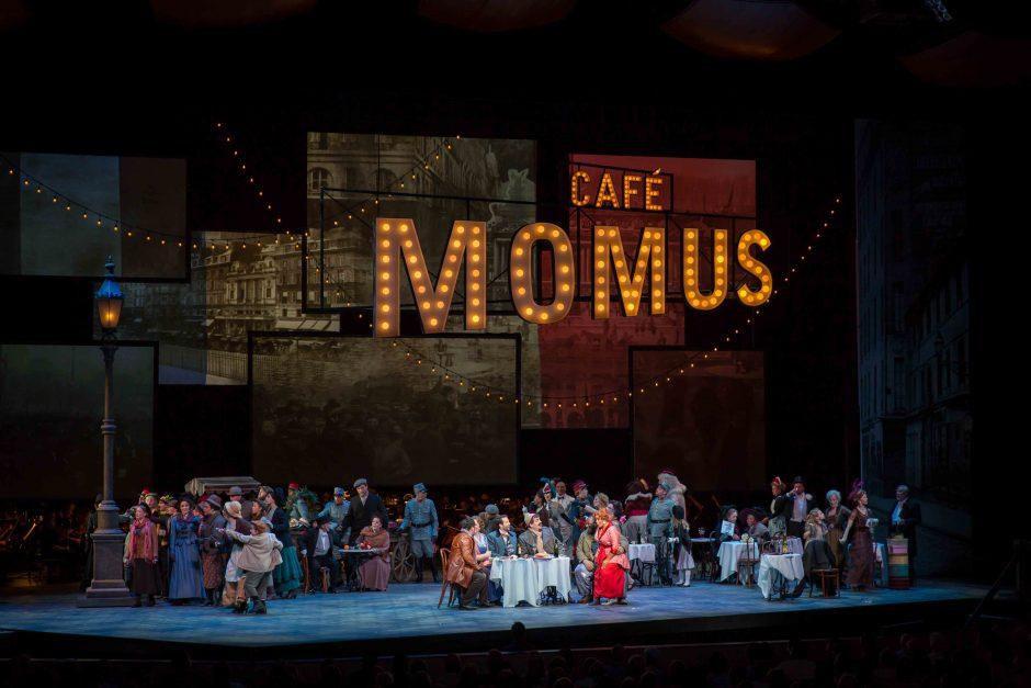 La Boheme, Wolf Trap Opera Company