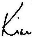 KPW signature