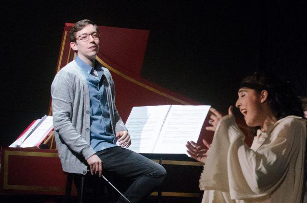 Sospiro in L'Opera Seria