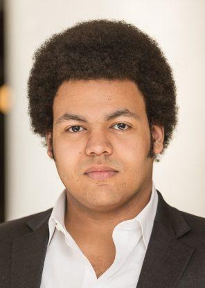 Joshua Blue, tenor