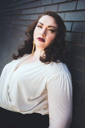 Lindsay Kate Brown, mezzo-soprano