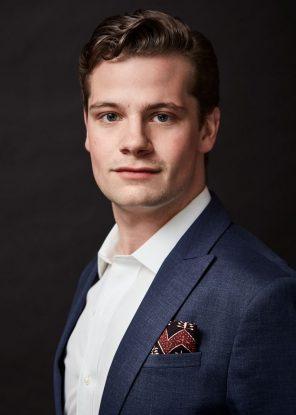 Conor McDonald, baritone