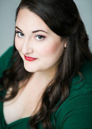 Alexandria Shiner, soprano